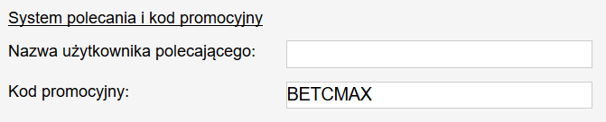 Betclic kod promocyjny